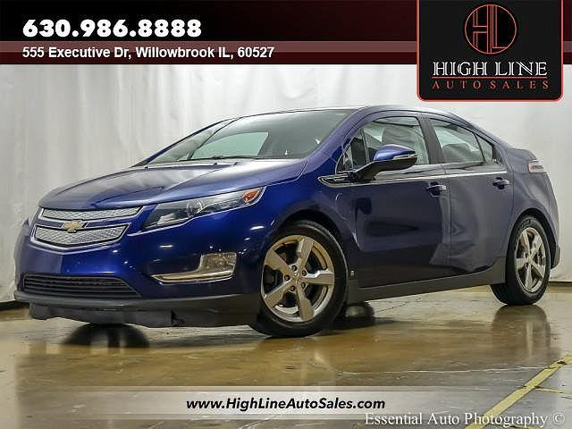 2012 Chevrolet Volt 5dr HB for sale in Willowbrook, IL