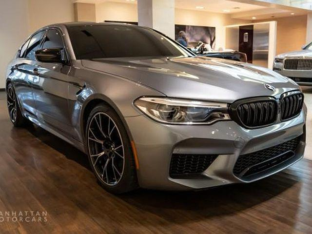 2019 BMW M5 Competition for sale in New York, NY