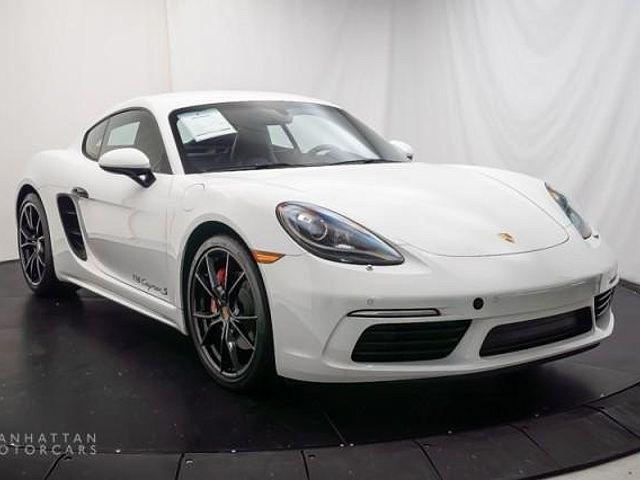2018 Porsche 718 Cayman S for sale in New York, NY