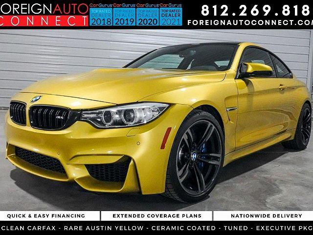 2015 BMW M4 2dr Cpe for sale in Bloomington, IN