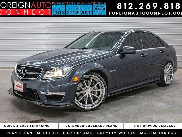 2014 Mercedes-Benz C-Class C 63 AMG for sale in Bloomington, IN
