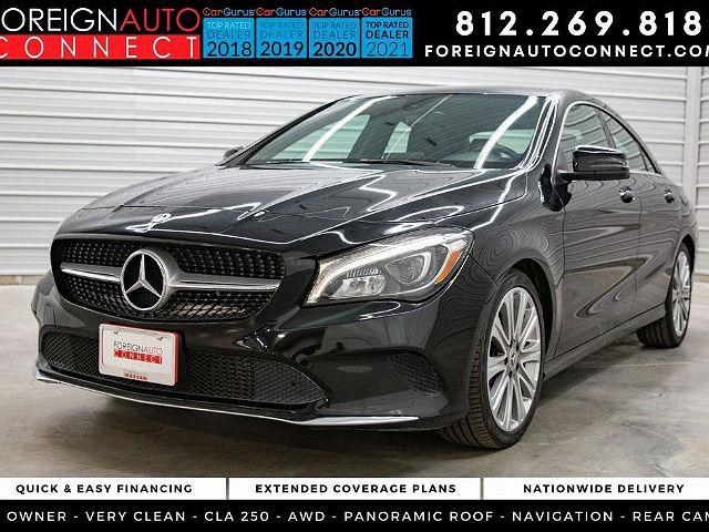 2018 Mercedes-Benz CLA CLA 250 for sale in Bloomington, IN