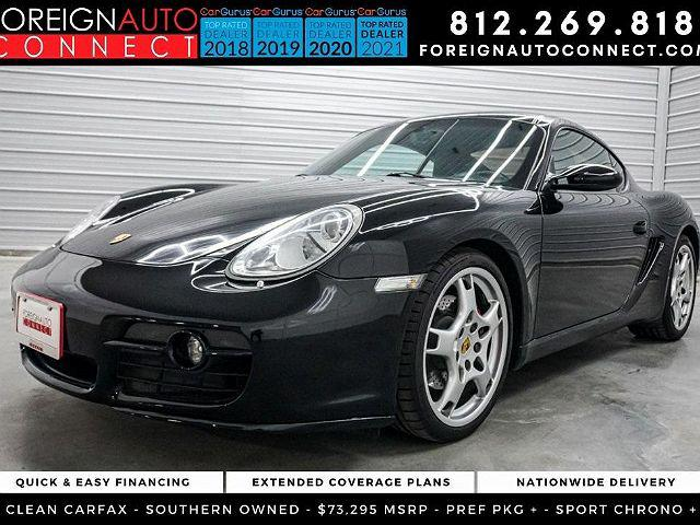 2007 Porsche Cayman S for sale in Bloomington, IN