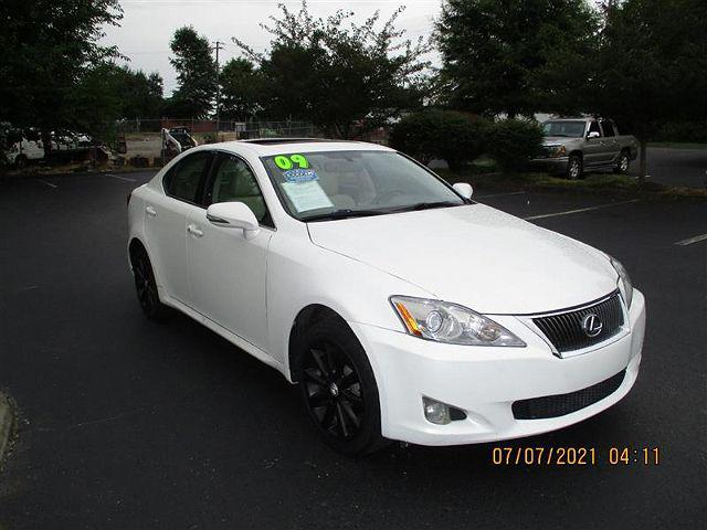 2009 Lexus IS 250 4dr Sport Sdn Auto AWD for sale in Knoxville, TN