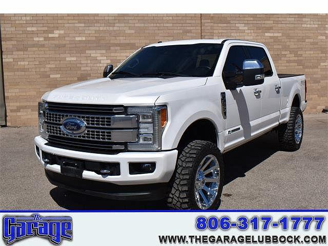 2017 Ford F-250 Lariat/Platinum/King Ranch/XLT for sale in Lubbock, TX