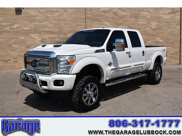 2015 Ford F-250 XLT for sale in Lubbock, TX
