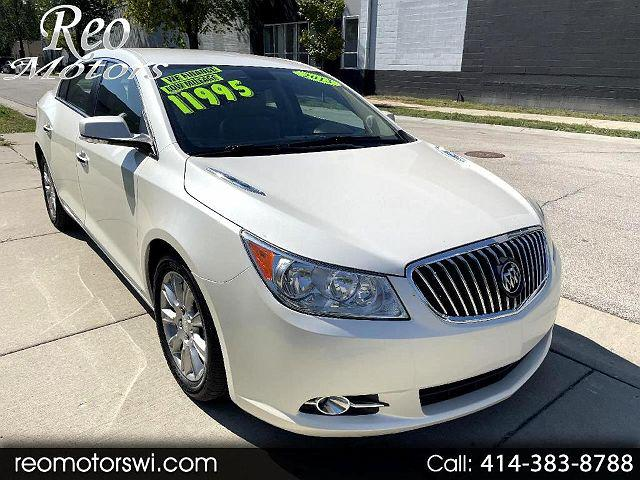 2013 Buick LaCrosse for sale near Milwaukee, WI