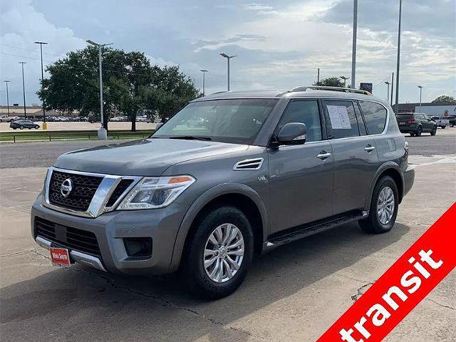 2017 Nissan Armada SV for sale in Carmel, IN