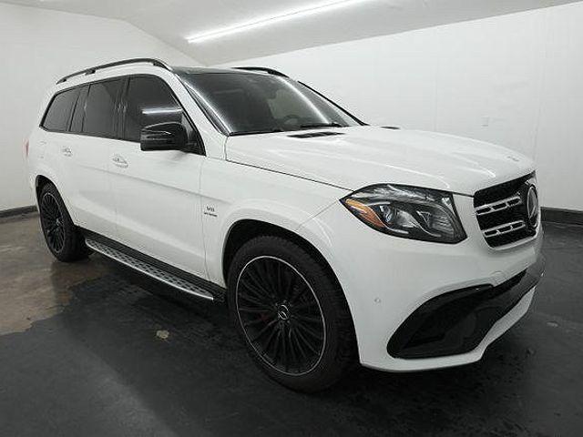 2017 Mercedes-Benz GLS AMG GLS 63 for sale in Federal Way, WA