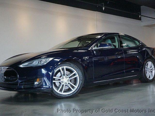 2013 Tesla Model S 4dr Sdn for sale in Naperville, IL