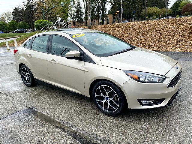 2017 Ford Focus SEL for sale in Murrysville, PA