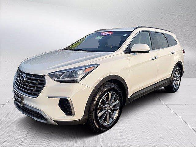 2017 Hyundai Santa Fe SE for sale in Wheaton, MD