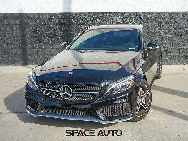 2016 Mercedes-Benz C-Class for sale near Los Angeles, CA