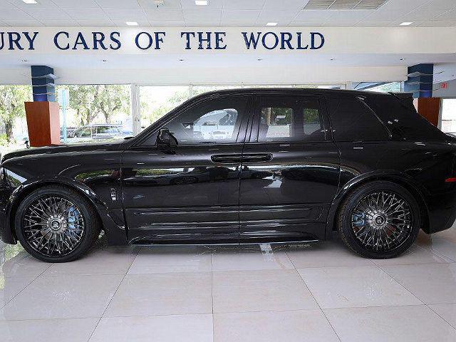 2021 Rolls-Royce Cullinan Sport Utility for sale in Fort Lauderdale, FL