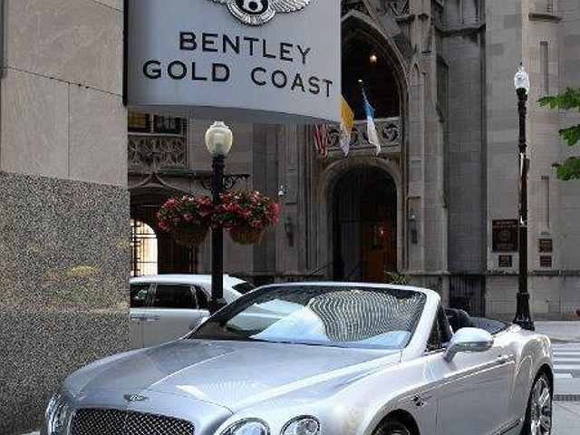 2017 Bentley Continental GT V8 for sale in Chicago, IL