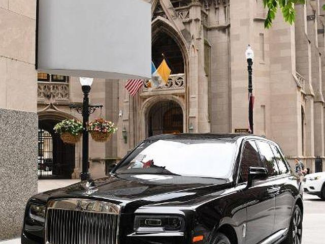 2019 Rolls-Royce Cullinan Sport Utility for sale in Chicago, IL