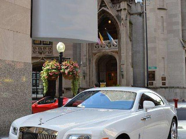 2016 Rolls-Royce Wraith 2dr Coupe for sale in Chicago, IL