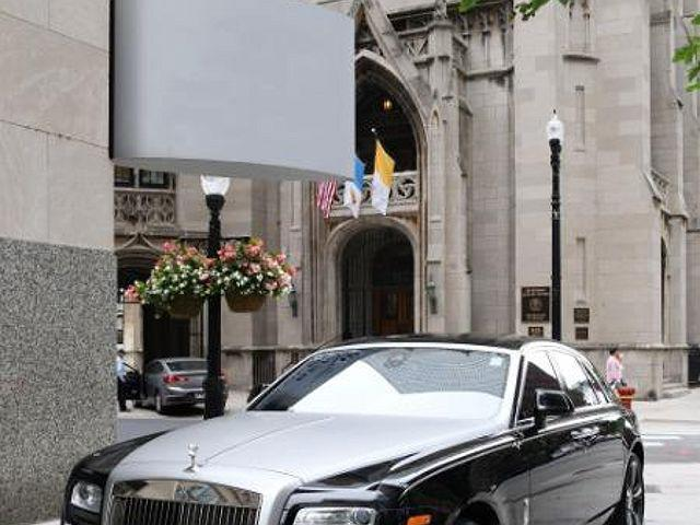 2014 Rolls-Royce Ghost 4dr Sdn for sale in Chicago, IL