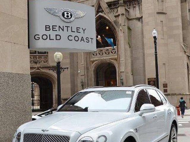 2017 Bentley Bentayga W12 for sale in Chicago, IL