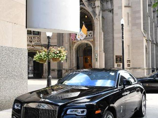 2017 Rolls-Royce Wraith Coupe for sale in Chicago, IL