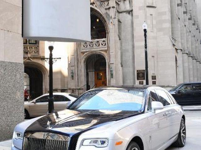 2018 Rolls-Royce Ghost Extended Wheelbase Sedan for sale in Chicago, IL