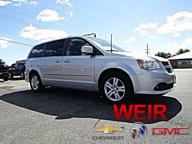 2012 Dodge Grand Caravan Crew for sale in Red Bud, IL