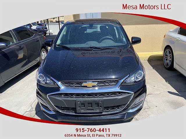 2020 Chevrolet Spark LT for sale in El Paso, TX