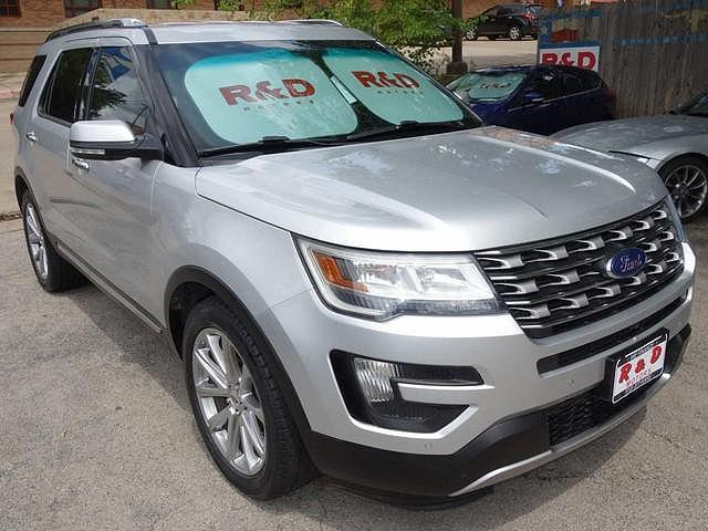 2016 Ford Explorer Limited for sale in Austin, TX