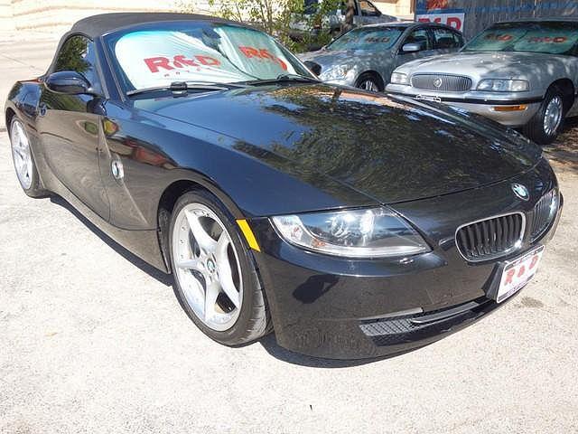 2007 BMW Z4 3.0si for sale in Austin, TX