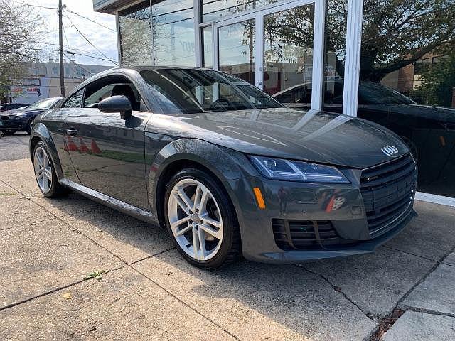 2016 Audi TT 2.0T for sale in Kensington, MD