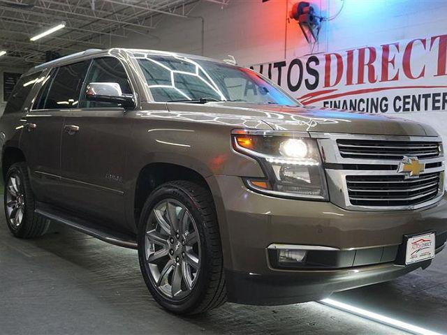 2015 Chevrolet Tahoe LTZ for sale in Fredericksburg, VA