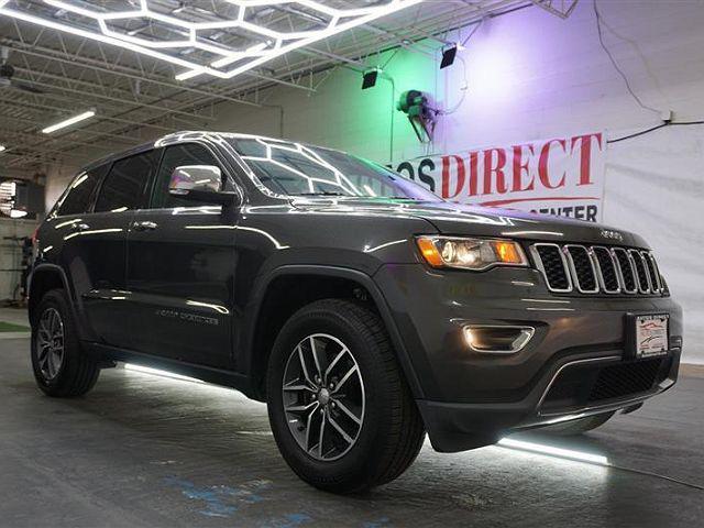 2018 Jeep Grand Cherokee Limited for sale in Fredericksburg, VA