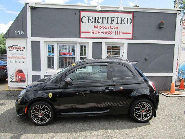 2017 Fiat 500 Abarth Hatch for sale in Roselle Park, NJ