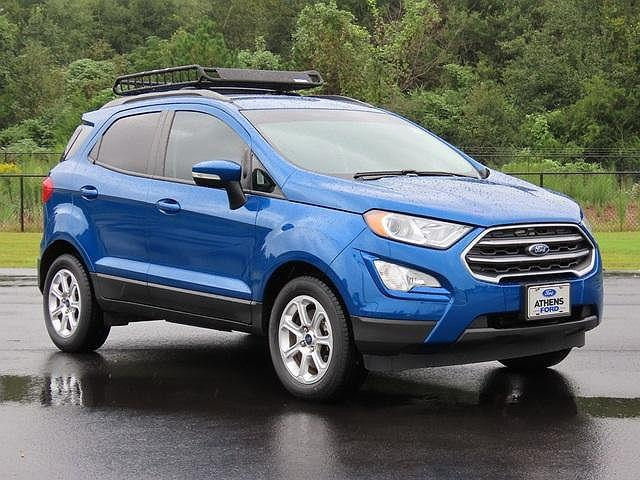 2018 Ford EcoSport SE for sale in Athens, GA