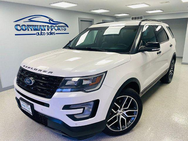 2017 Ford Explorer Sport for sale in Streamwood, IL