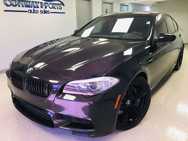 2013 BMW M5 4dr Sdn for sale in Streamwood, IL