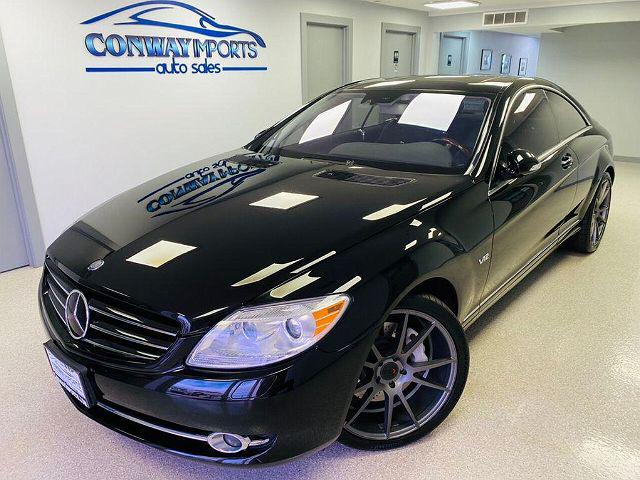2008 Mercedes-Benz CL-Class for sale near Streamwood, IL
