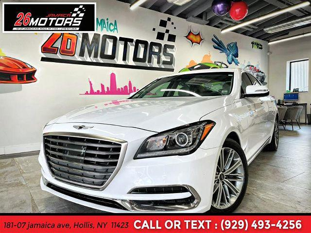 2018 Genesis G80 3.8L for sale in Hollis, NY