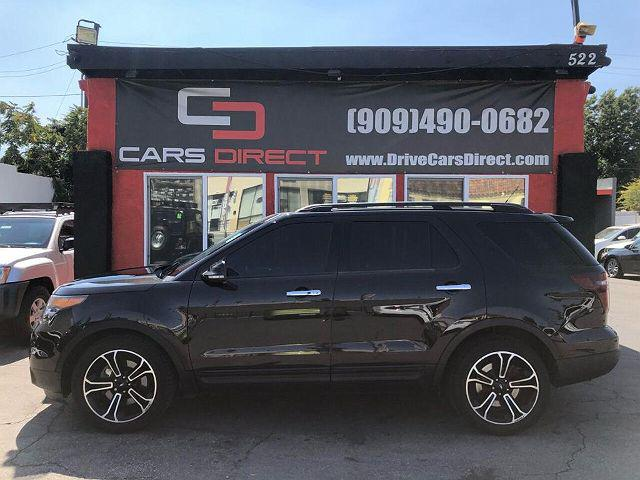 2013 Ford Explorer Sport for sale in Ontario, CA