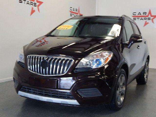 2014 Buick Encore FWD 4dr for sale in Houston, TX