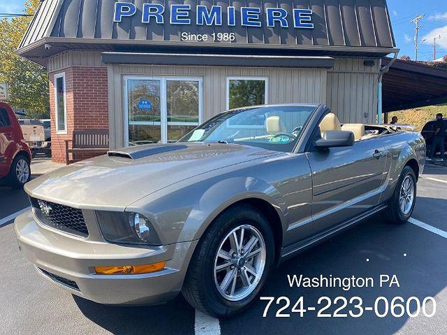2005 Ford Mustang Deluxe/Premium for sale in Washington, PA