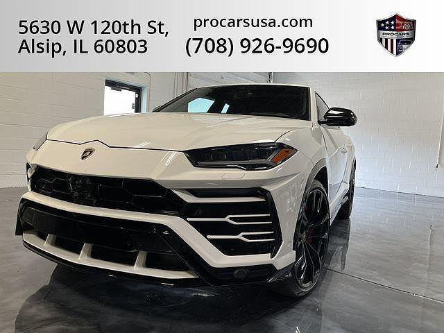 2019 Lamborghini Urus AWD for sale in Alsip, IL