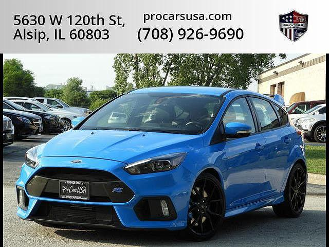2016 Ford Focus RS for sale in Alsip, IL