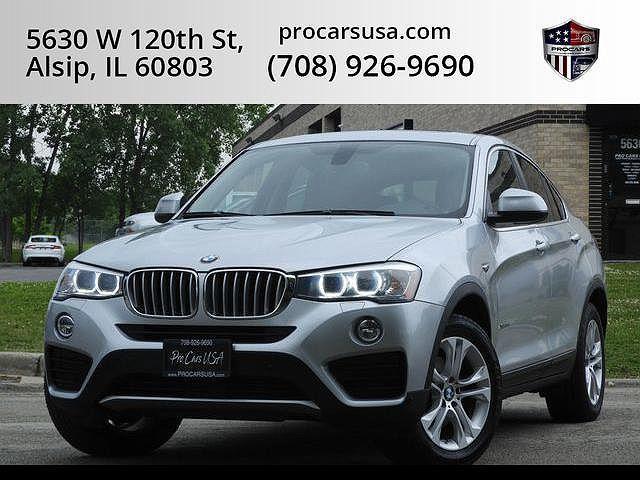 2015 BMW X4 for sale near Alsip, IL