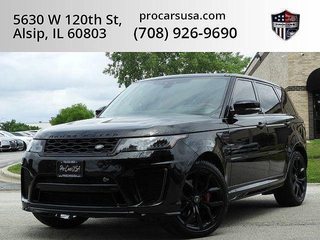 2020 Land Rover Range Rover Sport SVR for sale in Alsip, IL