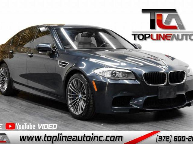 2013 BMW M5 4dr Sdn for sale in Dallas, TX