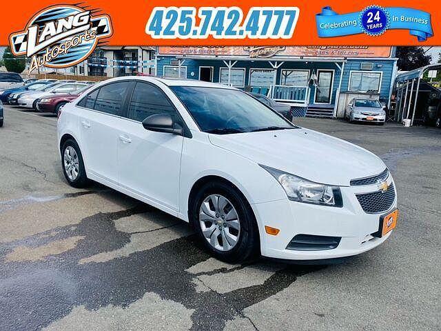 2012 Chevrolet Cruze LS for sale in Lynnwood, WA