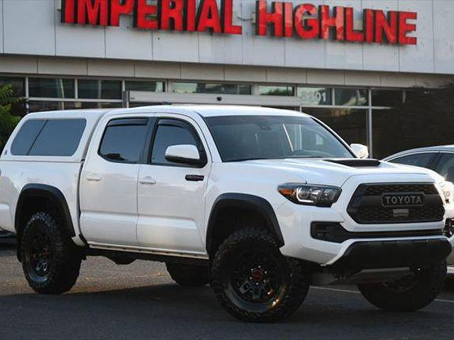 2018 Toyota Tacoma TRD Pro for sale in Manassas, VA