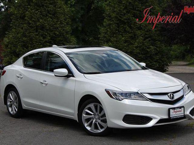 2018 Acura ILX w/Technology Plus Pkg for sale in Manassas, VA