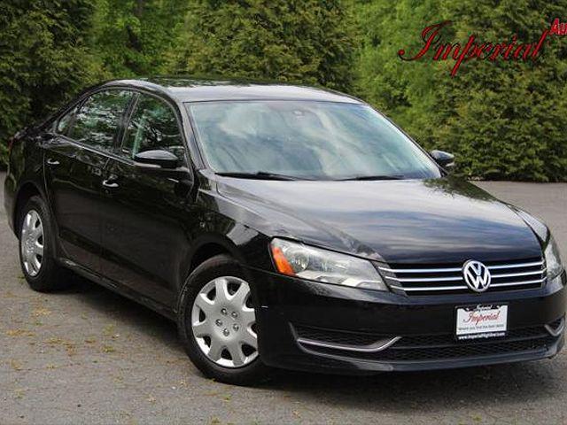 2014 Volkswagen Passat S for sale in Manassas, VA